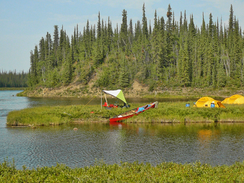 Great Bear River Fishing 2020 « Canoe North Adventures