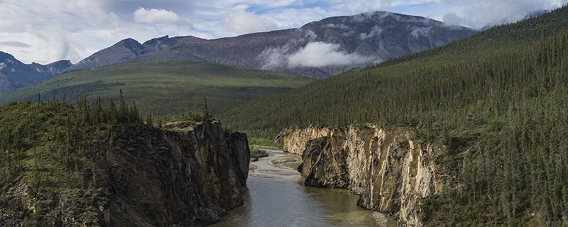 NEW! Nahanni River Raft